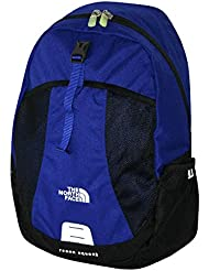 The North Face Recon Squash Kids BACKPACK BAG 14.5X11.5X3 Lapis Blue