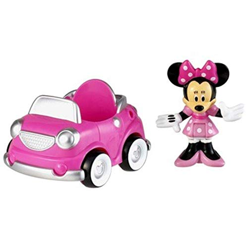 Veiculo Minnie Mouse Clubhouse - Mattel T3219