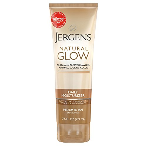 Jergens Natural Glow Self Tanner