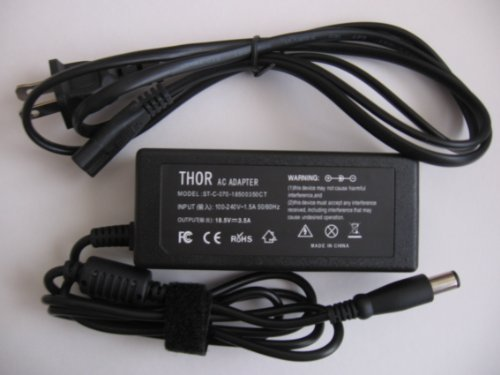 (Thor Brand Replacement Ac Power Adapter Cord for Compaq Presario Laptop Pc: Cq60-417dx Cq60-417nr Cq60-418ca Cq60-418dx Cq60-419wm Cq60-420us Cq60-421nr Cq60-422dx Cq60-423dx Cq60-427nr Cq60-430ca Cq60-433us Cq60-514nr Cq60-615dx Battery Charger)