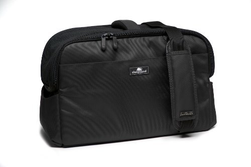 SleepyPod Atom Dog Carrier - Jet Black by Sleepypod