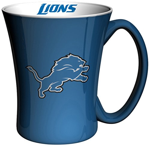 detroit lions coffee mug set - 4