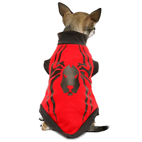 oneisall Dog T-Shirts, Pet Sweater Costume Clothes Apparel for Small Medium Large Dogs Cats Puppy,Soft Vest for…