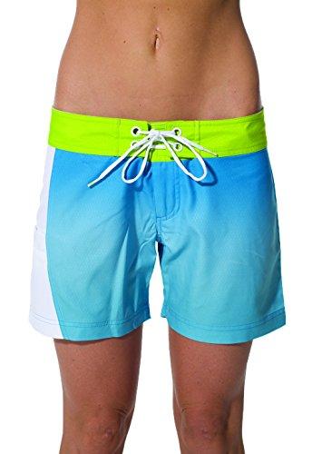 TEN-80 First Light Boardshort Size 07-Blue