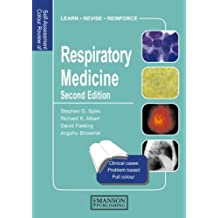 Respiratory Medicine: Self-Assessment Colour Review, Second Edition by Stephen G. Spiro (2004-03-01)