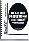 StenEd Realtime Professional Dictionary