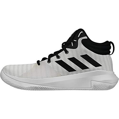 greone Pro Ftwwht 2018 Elevate Scarpe cblack Adidas cblack greone Basket Bianco ftwwht Uomo Da xBPSOOqw