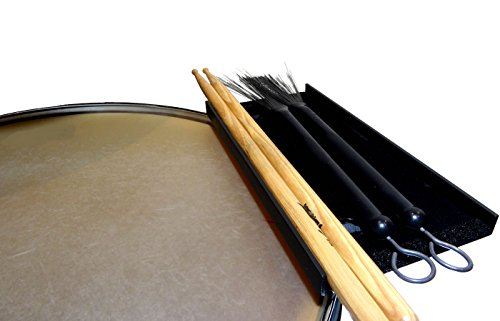 - Drummer's Palette - Stick Tray for Drummers - [stick holder, trap table, percussion table]
