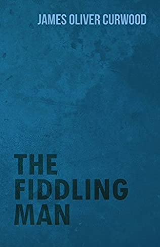 book cover of The Fiddling Man
