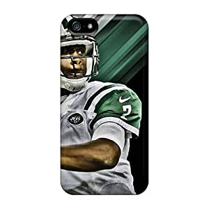 Unique Design Iphone 5/5s Durable Tpu Case Cover New York Jets Schedule