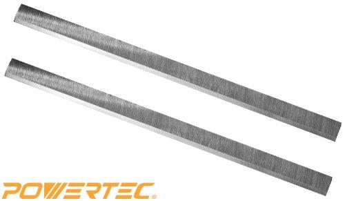 - POWERTEC HSS Planer Blades for JET 12.5