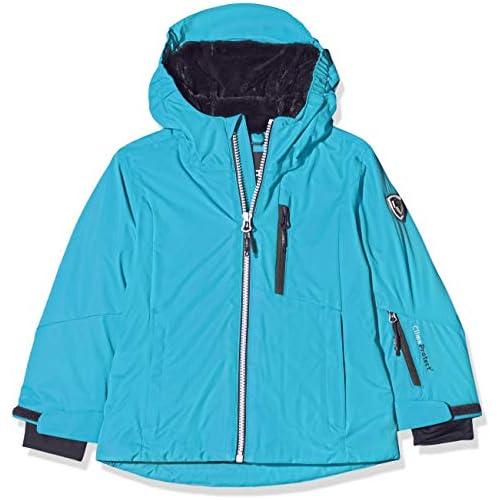 chollos oferta descuentos barato CMP Feel Warm Flat Chaqueta antiviento para niña niña 38W0445 BLU Jewel 110