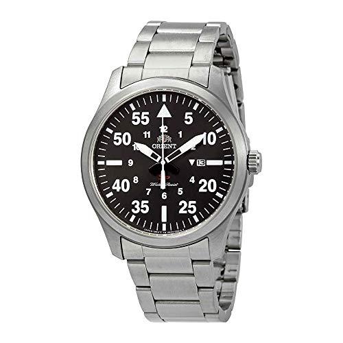 Orient SP Black Dial Men's Watch FUNG2001B0