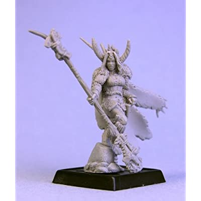 Reaper Miniatures Nadezhda The White, Ice Witch: Toys & Games
