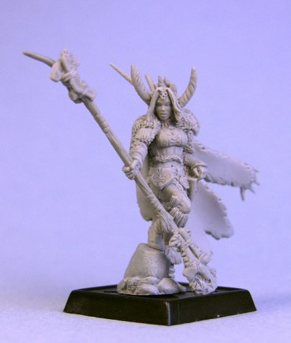 Nadezhda the White, Ice Witch Miniature ()