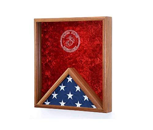 Marine-Corps-Flag-Medal-Display-CaseUSMC-Flag-Case