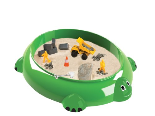 Sandbox Critters - Sea Turtle Play Set (Little Turtle Tikes Sandbox)