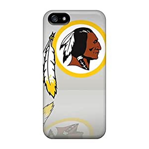 AlainTanielian Apple Iphone 5/5s Anti-Scratch Hard Phone Covers Unique Design Fashion Washington Redskins Pictures [ucr12314GyzF]