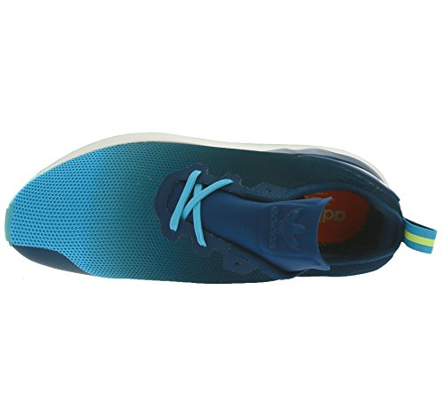 Adidas Zx Flux Adv Asymmetrisk - S79056 Blå-lyseblå-Flåde TKP1lfIlI