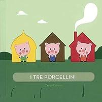 I tre porcellini in rilievo