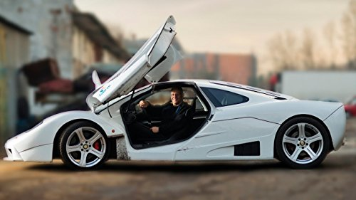 Top Gear Fanatic Builds Replica Of £5,000,000 Supercar From Scrap