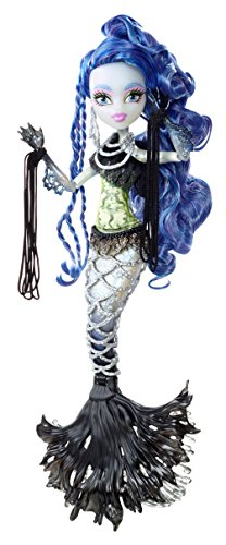 Monster High Freaky Fusion Sirena von Boo Doll (Discontinued by manufacturer) -