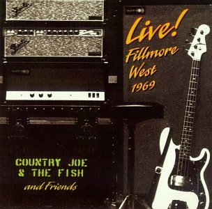 Live At The Fillmore West 1969