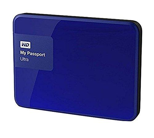 950 opinioni per WD WDBWWM5000ABL-EESN My Passport Ultra Hard Disk Esterno Portatile, USB 3.0,
