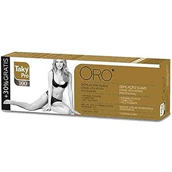 TAKY EXPERT CON ORO crema depilatoria corporal 100 ml