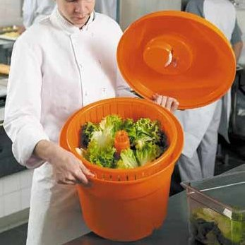 Dynamic International SD92 Manual 5 Gallon Salad Spinner by Dynamic (Image #3)