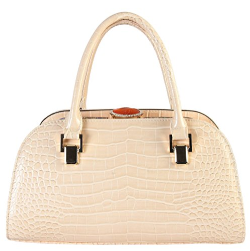 rimen-co-shiny-patent-pu-leather-animal-print-structured-tote-accented-with-colorful-crytal-decor-wo