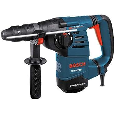 "Bosch RH328VCQ 1-1/8"" SDS Rotary Hammer Kit"