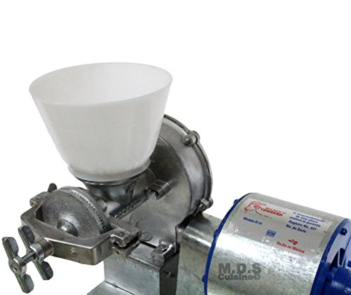 Electric Mill Corn Grain Wheat Grinder Heavy Duty Commercial Molino Maiz 1/4 HP by Ematik (Image #3)