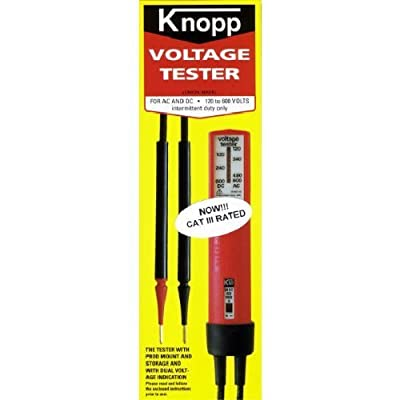 Knopp K-60 Cat Number. 14460 Voltage Tester