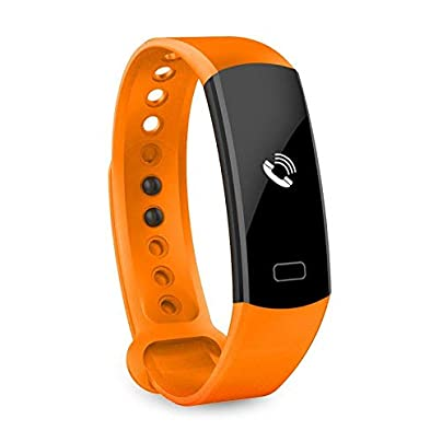 Sports Modes Big screen smart bracelet heart rate blood pressure monitoring watch Fitness Watch Sports Bracelet with Activity Recording and Calorie Counter Estimated Price £32.09 -