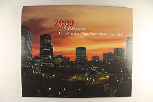 2009 P & D United States Mint Coin Set Uncirculated