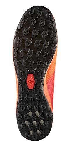 Scarpe Da Calcio Adidas Ace Tango 17+ Purecontrol Turf Rosso Solare / Arancione Solare / Nero Centrale