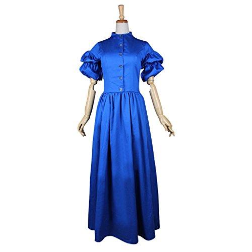 CosplayDiy Women's Medieval Victorian Southern Belle Dress XXXL