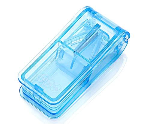 Encell Portable Pill Splitter Vitamin Tablet Medicine Cutter