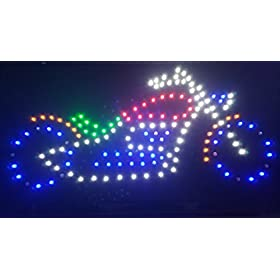 Decorative Novelty LED Signs for Wall Decor, Man C...