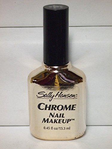 Sally Hansen Champagne Pearl Chrome Nail Polish