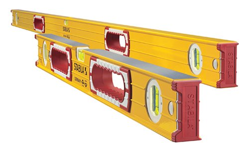 Stabila 37524 Promo Level Pack, (Includes 37424 - 24-Inch and 37459 - 59-Inch) by Stabila
