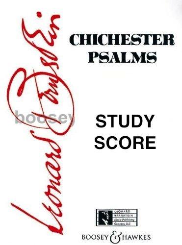 Chichester Psalms (Chichester Book Psalms Bernstein Music)