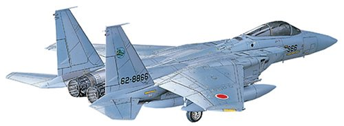 1/72 F-15J Eagle ( Otsu line) Japan Air Self-Defense Force # E12 ()