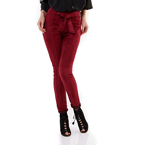 Rosso Donna Vivo Jeans Skinny Italy Made xBIqtYwBC