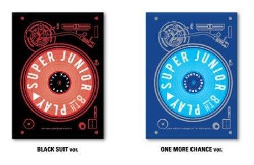 CD : Super Junior - Play (Asia - Import)
