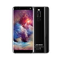 Smartphone Leagoo S8 Android 7.0 4G 5,72 pollici HD + IPS MT6750T Telecamera quad core 1,5 GHz Octa (anteriore: 8 M + 2 MP e posteriore: 13 M + 2 MP) 2940 mAh