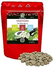 Hagtorn / 90 tabletter med 500 mg/NAKURU Relax/Torkat och kallt komprimerat pulver/Analyserat och förpackat i Frankrike/Låt oss se hur det är!