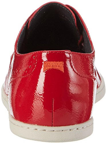 Red 001 Camper Medium Top Sneakers UNO Women's Low Red wqPA6w