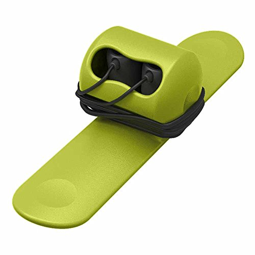 Snappy Wrap (MOOY Snappy Cable Butler Earphone Case- Tangle-free and Ultraportable)